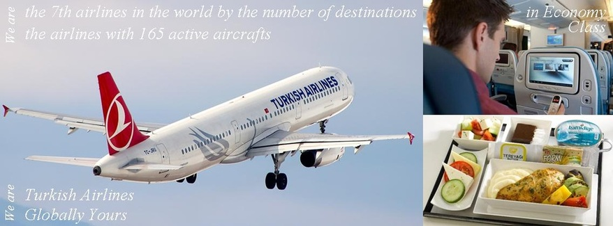Turkish Airlines, THY, fly ticket prices, Turk Havayollari,