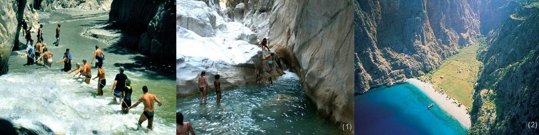 Turkey, Turkish, river activities, canyoning, saklikent, butterfly valley