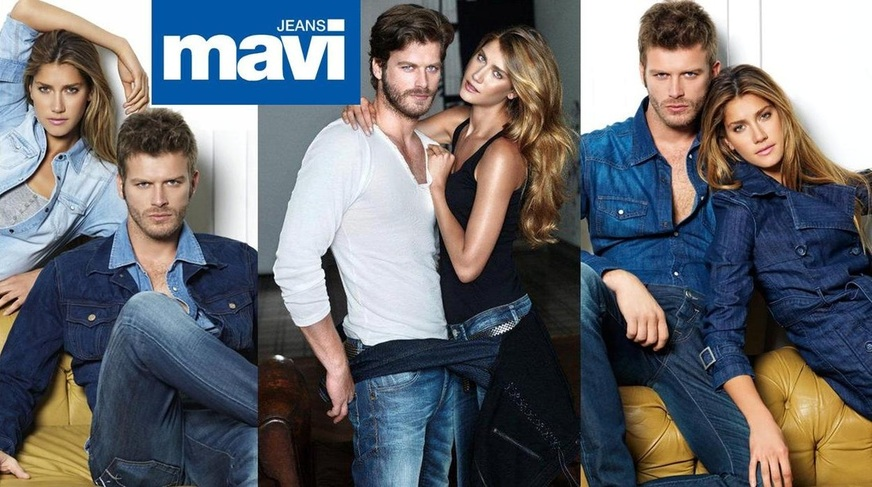 Mavi Jeans, Blue Jeans, Kivanc Tatlitug, Turkish brand, jean photos and prices